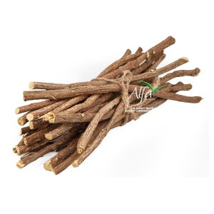 Unpeeled Licorice Long Sticks